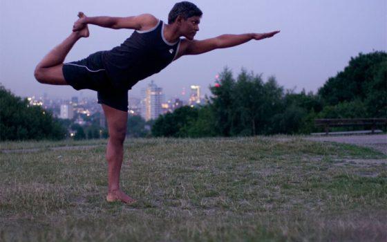 My First Yoga4Tango Class
