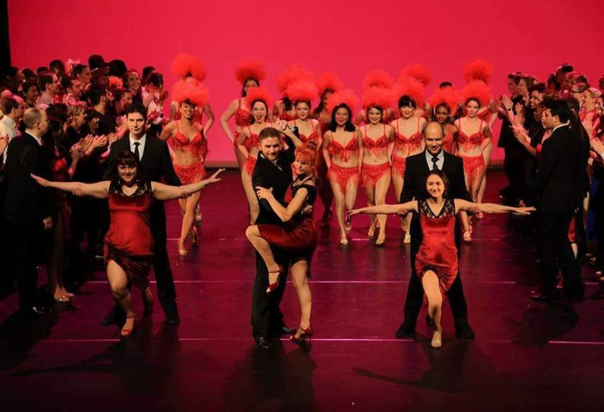 City Academy: Partners in Time - Tango Del Corazon Winter Show
