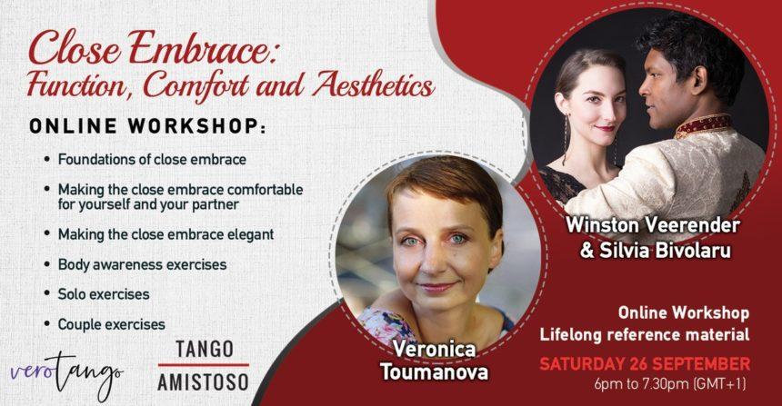 Close Embrace with Veronica Toumanova!