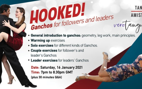 Online Ganchos Workshop, Veronica Toumanova is back!