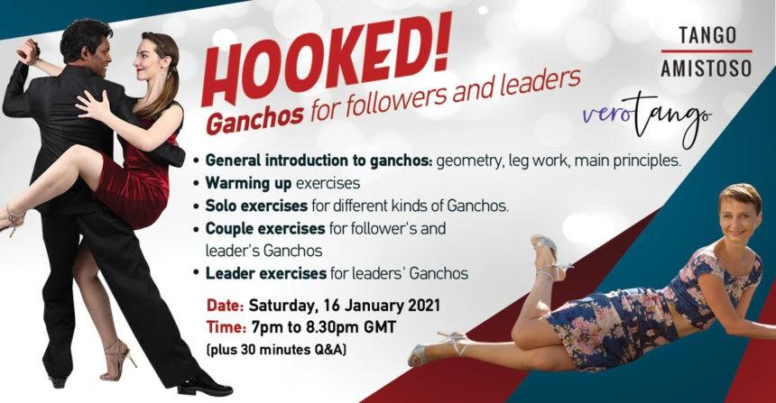Online Ganchos Workshop, Veronica Toumanova is back!